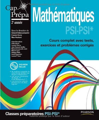 Mathématiques PSI - PSI*