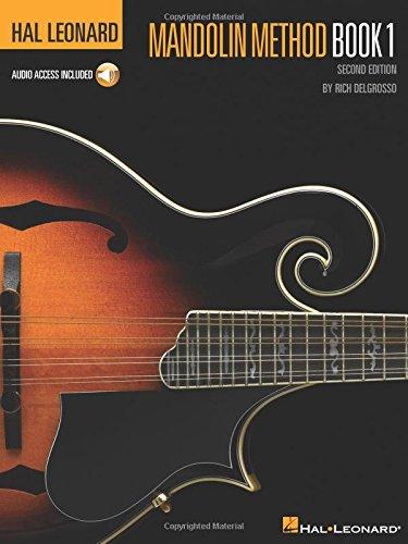 Rich DelGrosso: Hal Leonard Mandolin Method (Book/Online Audio): 1