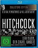 Alfred Hitchcock: Der Mann, der zuviel wußte - OmU (1934) [Blu-ray]