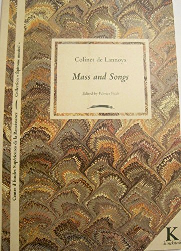 Mass and songs