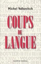 Coups de langue