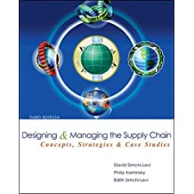 Designing and Managing the Supply Chain 3e with Student CD (McGraw-Hill/Irwin Series Operations and Decision Sciences)