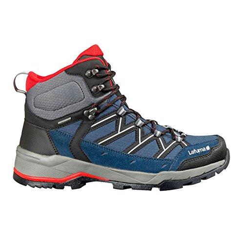 M Aymara - Chaussures randonnée homme Insigna Blue / Vibrant Red