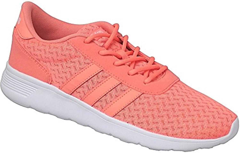Adidas Lite Racer W, Zapatilla de Deporte Baja del Cuello para Mujer, Naranja (Brisol/Brisol/Ftwbla), 40 EU