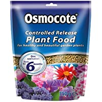 Plant Food Feed Fertilizer Scotts Osmocote Plant Food 750G Controlled Release