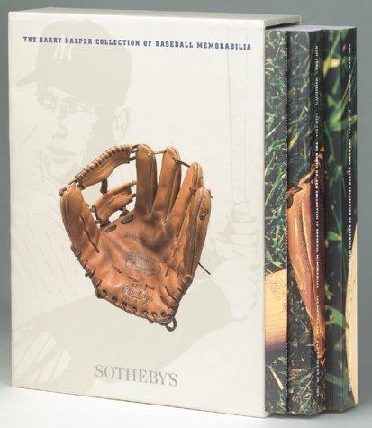 Barry Halper Collection of Baseball Memorabilia by Peter Golenbock, Yogi Berra (2000) Paperback