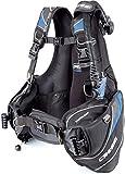 Cressi Travelight BC-Bleu-Taille XL