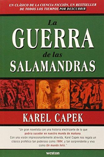 La Guerra de las Salamandras (La Máquina del Tiempo) por J.P. Camacho