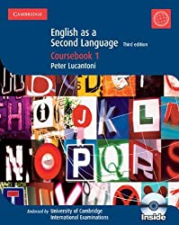 Cambridge English as a Second Language Coursebook 1 with Audio CDs (2) (Cambridge International IGCSE) (No. 1) by Peter Lucantoni (2009-10-02)