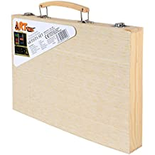Kandy Toys - Set de pintura con estuche de madera