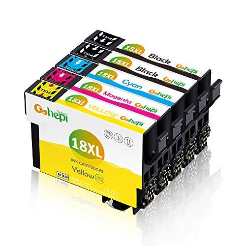 Gohepi 5 Multipack 18 XL Alta Capacidad