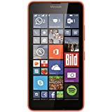 "Microsoft Lumia 640 XL - Smartphone libre Windows Phone (pantalla 5.7"", 8 GB, Quad-Core 1.2 GHz, 1 GB RAM), naranja"