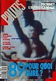 politis le citoyen no 49 du 03 02 1989 pechiney l autre scandale l union de la gauche a bout de souffle la pub fait un cartoon pologne le plan du pouvoir debat entre regis debray et f dosse
