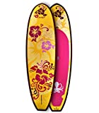 RUNGA PUAAWAI EPX ORANGE 9.5 Stand-up Paddle Board Sup HARDBOARD Hard Surfboard