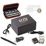2DSXL Accessoires, Orzly Ultimate Pack pour New Nintendo 2DS XL (Cet ensemble comprend: Chargeur de Voiture / Câble de recharge USB / ROUGE Edition Etui pour Console / Boîtiers de Cartouche et plus... (Voir la description complète pour plus de détails)