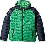Jack Wolfskin Kinder K Zenon Jacket Jacke Wattiert, Forest Green, 116