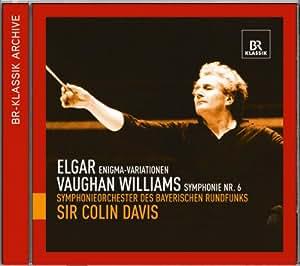 Elgar: Enigma Variations / Vaughan Williams: Symphony No. 6