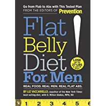 Flat Belly Diet! for Men by Liz Vaccariello (2010-12-21)