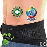 Lendenwirbelstütze Unterstützung Gürtel Korsett Schmerzlinderung verhindert Schwitzen, nicht kann der Ausschlag getragen werden sicher auf die meisten Zarte Haut. Unisex.