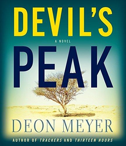 Devil's Peak by Deon Meyer (2012-07-03)