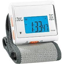 newgen medicals Wecker Vibration: Vibrationswecker im Armbanduhr-Format (Vibrationsuhr)