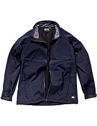Dickies JW84950 BK S Size Small Softshell Jacket - Black