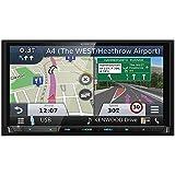 Kenwood DNX8170DABS Navigationssystem (Kontinent)