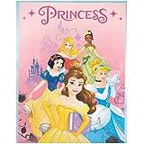 Trapuntino Colcha Invierno 1plaza niña Disney Princess 180x 260cm Colcha