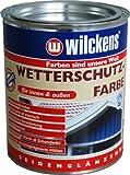 Wilckens Wetterschutzfarbe, schwedenrot, 750 ml 11135400050