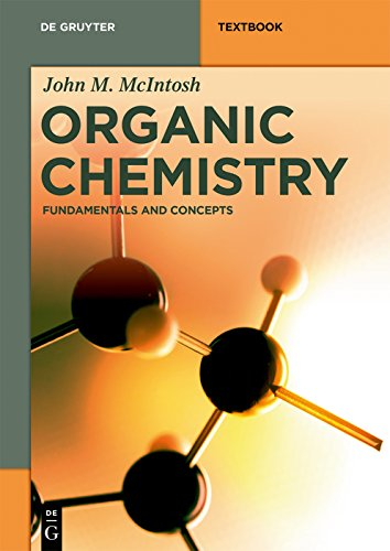 Organic Chemistry: Fundamentals and Concepts (De Gruyter Textbook)