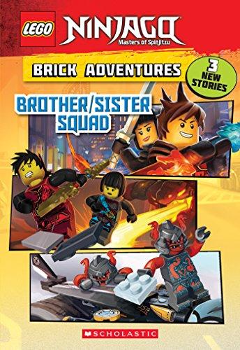Brother/Sister Squad (LEGO Ninjago: Brick Adventures ...