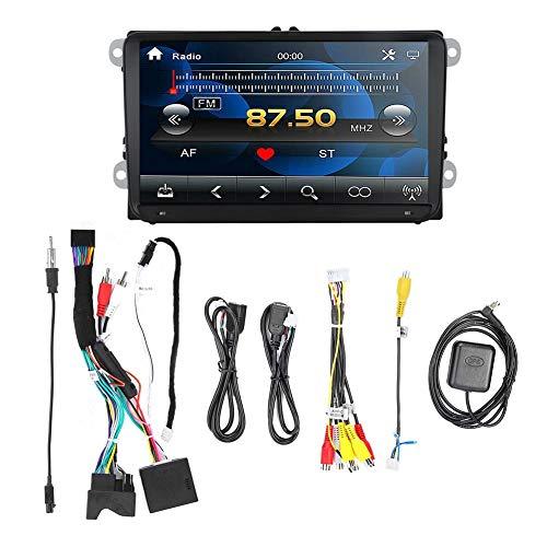 Auto Multimedia Player 9 Zoll Bluetooth Auto MP5 Player für Android 8.1 Stereo Audio RadioTouch Bildschirm GP S4 + 32
