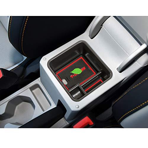LFOTPP Listones de umbral de puerta de acero inoxidable para Arona SUV 4 unidades