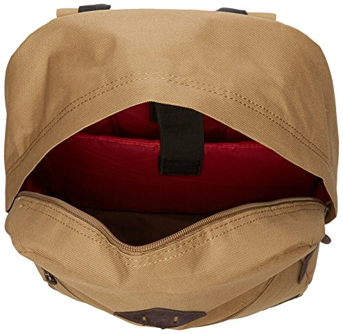 Brixton Bag Carson Back Pack, Unisex adulto, Bag Carson Back Pack, Khaki/Brown, Taglia unica Khaki/Brown