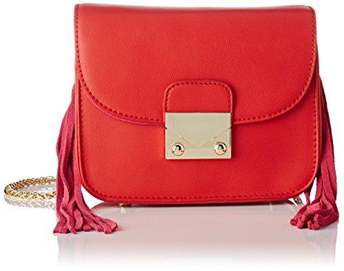 0b8b17f275 Lollipops Bunglea Side - Borse a spalla Donna, Rosso (Red), 8x14x18 cm