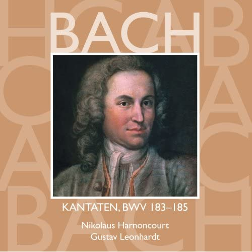 """Cantata No.183 Sie werden euch in den Bann tun BWV183 : III Recitative - """"Ich bin bereit, mein Blut und armes Leben"""" [Counter-Tenor]"""