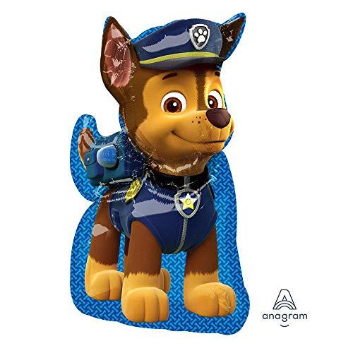 Amscan International 8.761.732,5cm Paw Patrol Chase Superform Folienballon