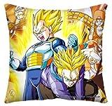 Dragon Ball Z Zweiseitige Kissenbezug 35x35cm Anime Kissen Geschenk