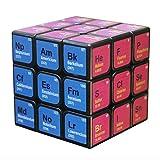 ZUEN Professional Cube 3X3x3 5.6Cm Speed   pour Magic Cube Chimique Élément Tableau Périodique De Rang 3 Cube d'apprentissage Formule Éducation Jouet