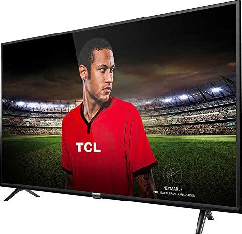 TCL 50DP600 - Android TV de 50' (UHD, 4K, LED, Diagonal 126 cm) Color Negro