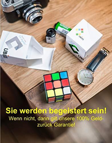 3×3 Zauberwürfel – Original Cubixs Speedcube – Typ Los Angeles – mit optimierten Dreheigenschaften für Speed-Cubing - 7
