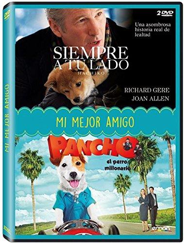 Película Hachiko + Pancho
