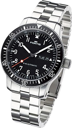 fortis-b42-official-cosmonauts-day-date-6471011m-automatic-mens-watch-solid-case