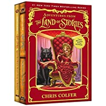 Adventures from the Land of Stories Boxed Set: The Mother Goose Diaries and Queen Red Riding Hood's Guide to Royalty by Chris Colfer (2015-11-24)