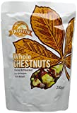 International Favourites Peeled Roasted Chestnuts Snack 200 g (Pack of 4)