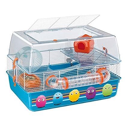 Ferplast Duna Fun Decor Hamster Cage, 55 x 47 x 37.5 cm 1