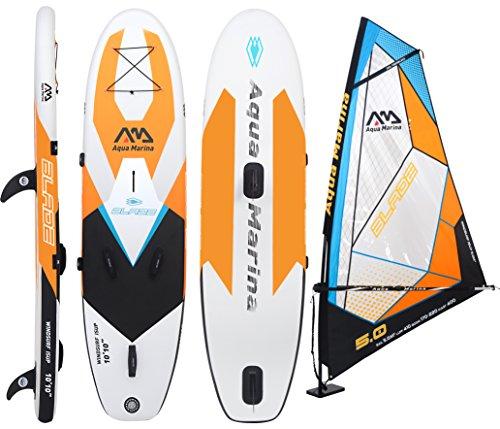 AQUA MARINA BLADE 11.0 Inflatable Windsurf All-Around SUP