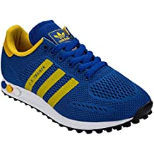 adidas trainer blu e gialle