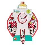 Disney Cuenco Toddler con Tapa y Cuchara, (STOR ST-45376)