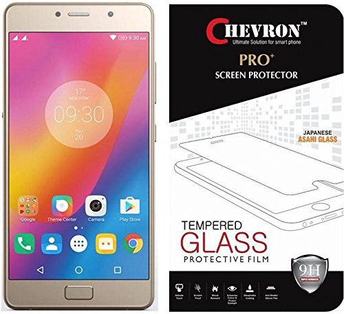 Chevron Amazing PRO+ 0.3 mm 2.5D 9H Hardness Anti-Explosion Tempered Glass Phone Screen Protector For Lenovo P2 - Retail Packaging - Transparent